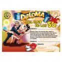 DIPLOMA 50 AÑOS - Imagen 1