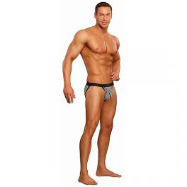 MALE POWER SLIP ESTAMPADO ETNICO