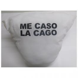 PAÑAL ME CASO LUEGO LA CAGO
