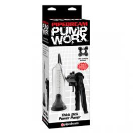 PUMP WORX BOMBA DE ERECCION THICK DICK