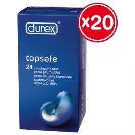 DUREX EXTRA SAFE 3 X 20 PCS