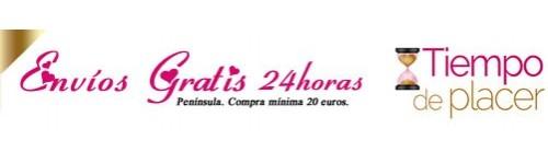 VIBRADORES DE CRISTAL